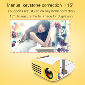 Image 4 - Retro Style Projector Mini LED Projector Home Theater Projector Game Beamer Video Player Sd Usb Speaker 320 * 240 Resolution