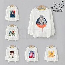Kids Billie Eilish Cartoon Sweatshirts Clothes
