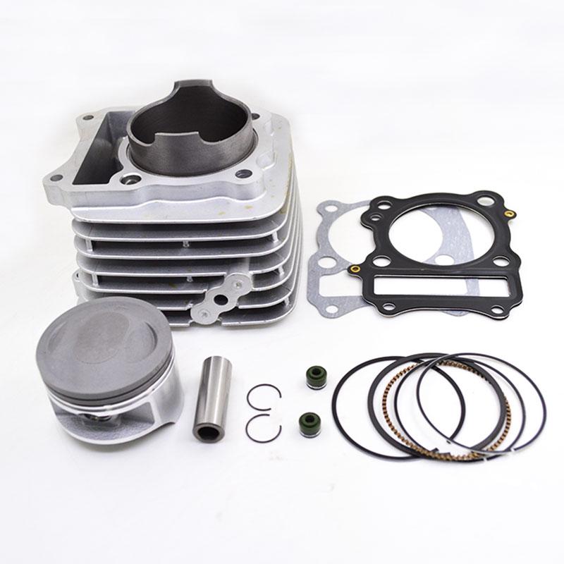 NEW High Quality Motorcycle Cylinder Piston Ring Gasket Kit for SUZUKI SUZUKI DR200 DR200SE DR200S 1986-2017 DF200 1996-2000