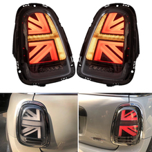 2pcs for BMW mini tail lights modified 07 13 year R56 R57 R58 R59 tail lights mini LED rear tail lamps Taillignts