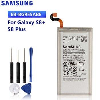 SAMSUNG Original Replacement Battery EB-BG955ABA EB-BG955ABE For Samsung GALAXY S8 Plus S8Plus S8+ G9550 G955F G955FD SM-G955 смартфон samsung galaxy s8 plus sm g955 титан