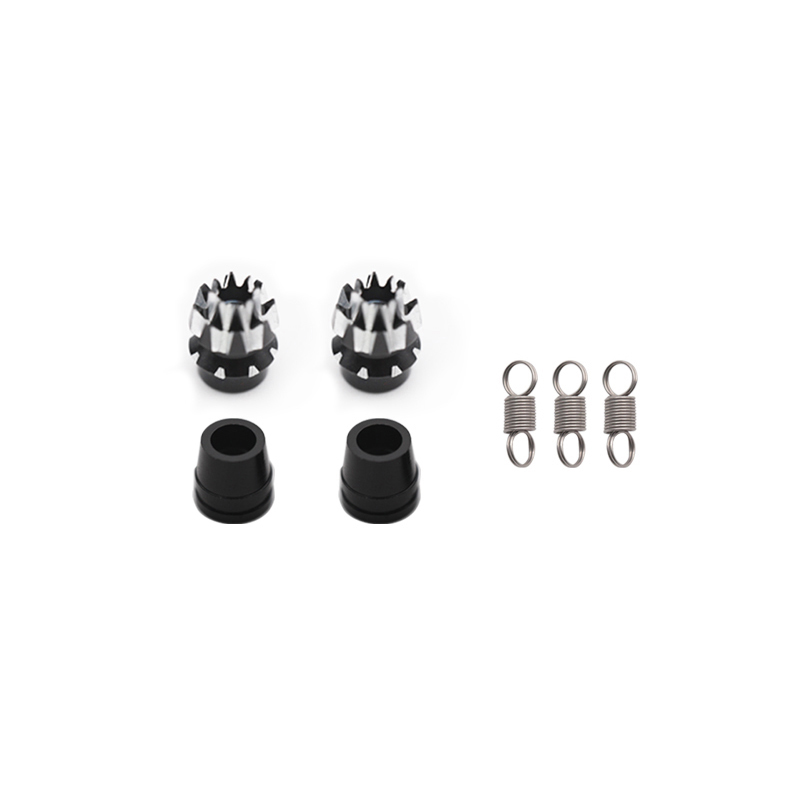 Jumper T16 Pro V2 Gimbal Stick Ends 1 Pair and Replacement Gimbal Spring for Upgrade Transmitter Control Rocker Set(China)