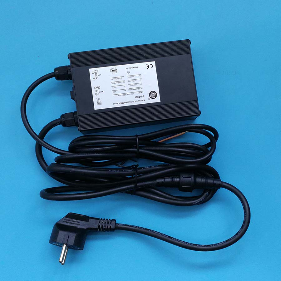 Wide Voltage  Electronic Dimmable Ballast For 70W  Reptile UVB Lamp