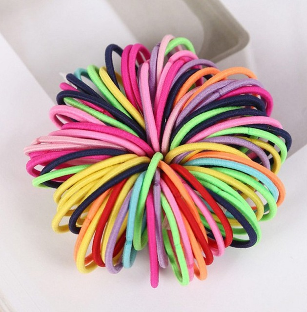 Wholesale-100-Pcs-Kid-Girl-Elastic-Hair-Rubber-Rope-Scrunchie-Ponytail-Holder-Bands-Hairband-Size-3CM.jpg_640x640