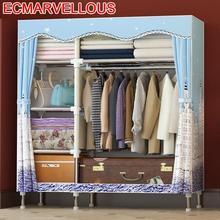 Para Casa Storage Ropero Garderobe Ropa De Almacenamiento Armario Rangement Chambre Mueble Closet Guarda Roupa Cabinet Wardrobe