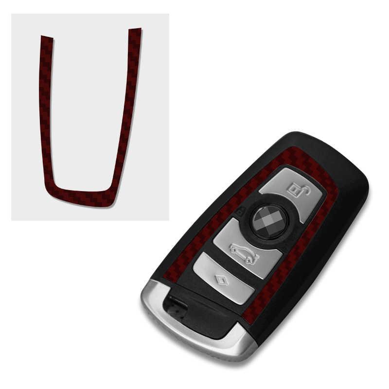 1 Pcs Kunci Cap Stiker Mobil Dekorasi Utama Stiker untuk BMW M Stiker X1 X3 X4 X5 X6 X7 e46 E90 F20 E60 E39 F10 Aksesoris Mobil