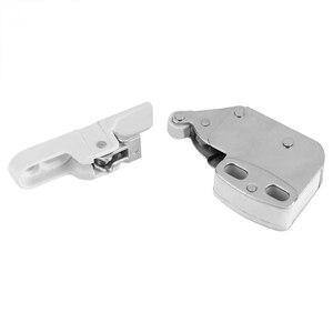 Image 2 - Hardware Accessories Cabinet Door Lock Rebound Hinge Special Accessories Rebound Elephant Trunk Lock