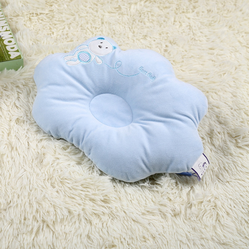 Kid Pillow Baby Boys And Girls Anti-Head Type Stereotypes Breathable Head Correction Correct Comfortable Pillow For Newborn