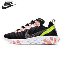 Sneakers Skateboarding-Shoes React-Element Women's Nike-W Original New-Arrival 55 PRM