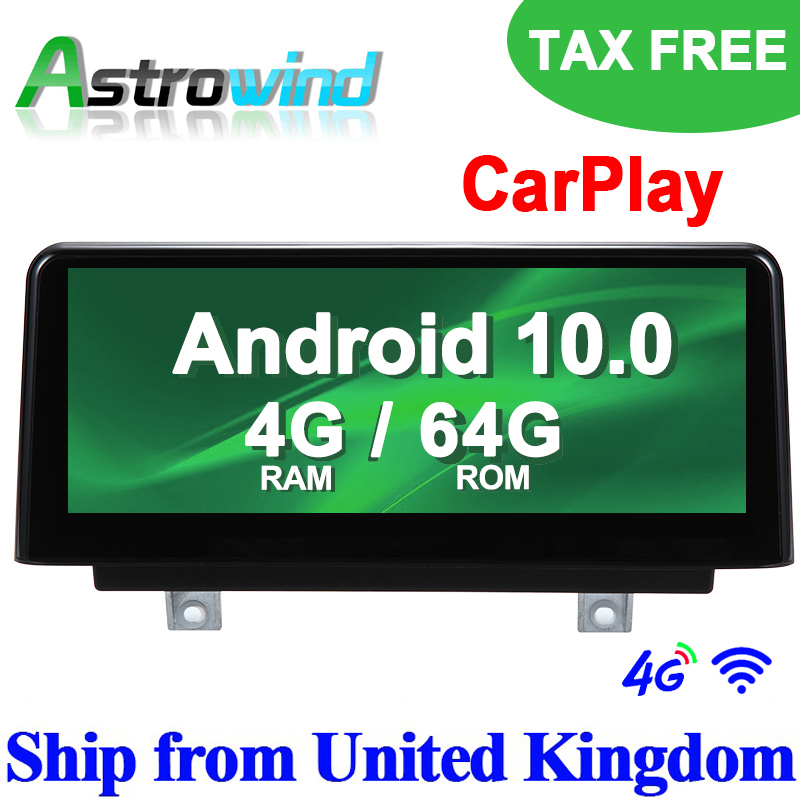 <font><b>10.25</b></font> <font><b>inch</b></font> <font><b>Android</b></font> 10.0 Car GPS Navigation System Media Stereo Radio For <font><b>BMW</b></font> 1 Series <font><b>F20</b></font> F21, 2 Series F23 NBT image