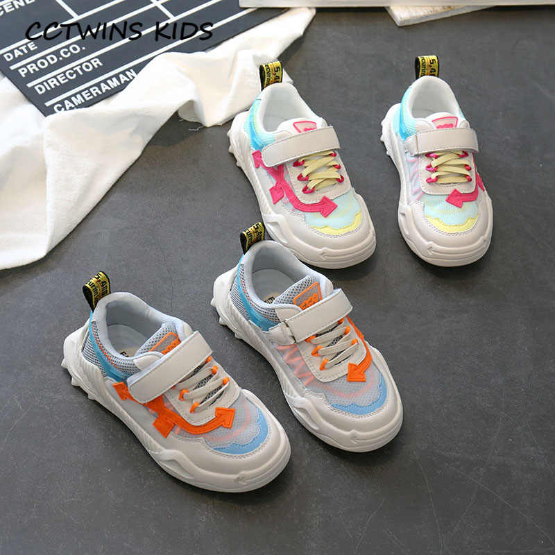 CCTWINS Kids Shoes 2020 Spring Children