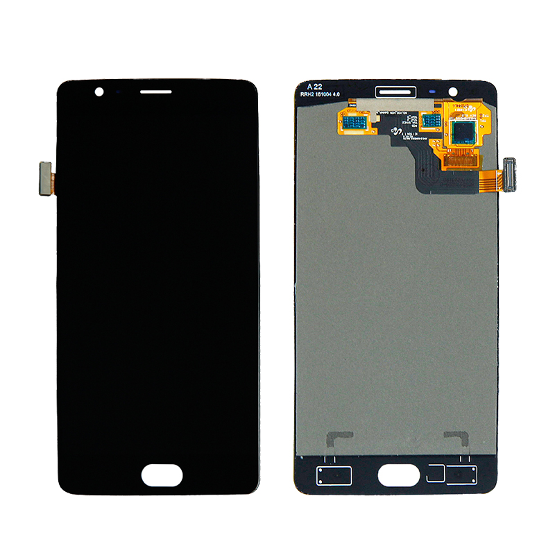 Image 2 - For Oneplus 3T  LCD AMOLED Display Screen Touch Digitizer Assembly For Oneplus Display Original-in Mobile Phone LCD Screens from Cellphones & Telecommunications