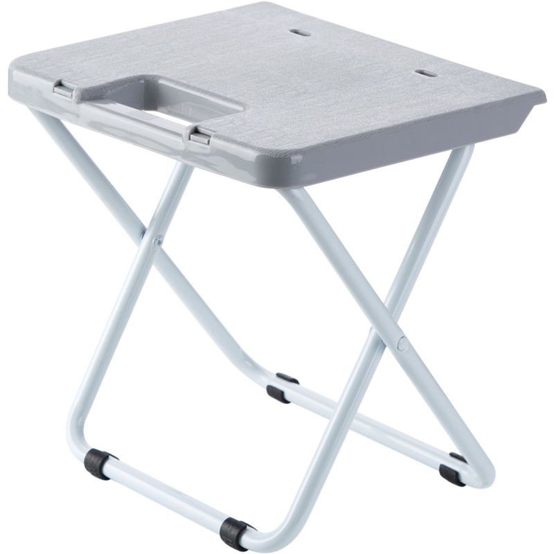 Folding Stool Creative Portable Train Folding  Adult Simple Plastic Small Chair Household   Bench