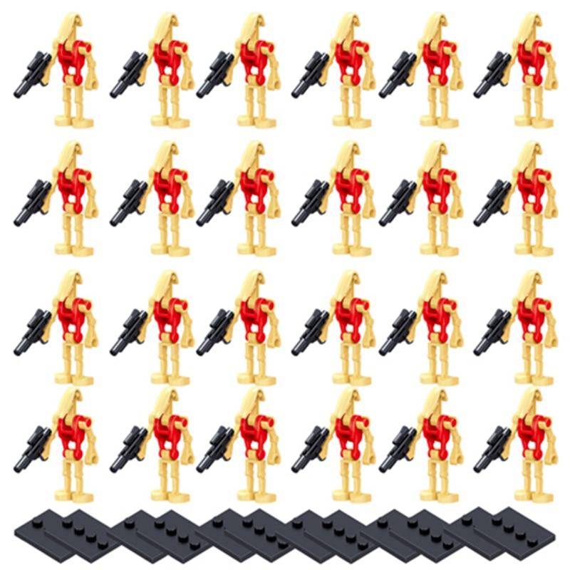 100 pecas lote star wars super batalha 01