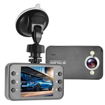 K6000 In CAR DVR Compact Camera Full HD 1080P Recording Dash Cam Camcorder Motion image
