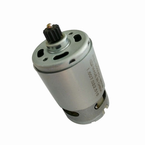 Image 2 - ONPO 10.8V 14 teeth RS 550VC 8518 DC motor for Replace DEWALT DCD710  electric drill cordles Screwdriver maintenance spare parts