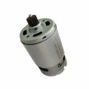 Image 2 - Onpo 10.8 v 14 歯 RS 550VC 8518 dewalt 交換用の dc モータ DCD710 電気ドリル cordles ドライバーのメンテナンススペアパーツ