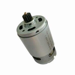 Image 2 - Onpo 10.8V 14 Tanden RS 550VC 8518 Dc Motor Voor Vervang Dewalt DCD710 Elektrische Boor Cordles Schroevendraaier Onderhoud Onderdelen