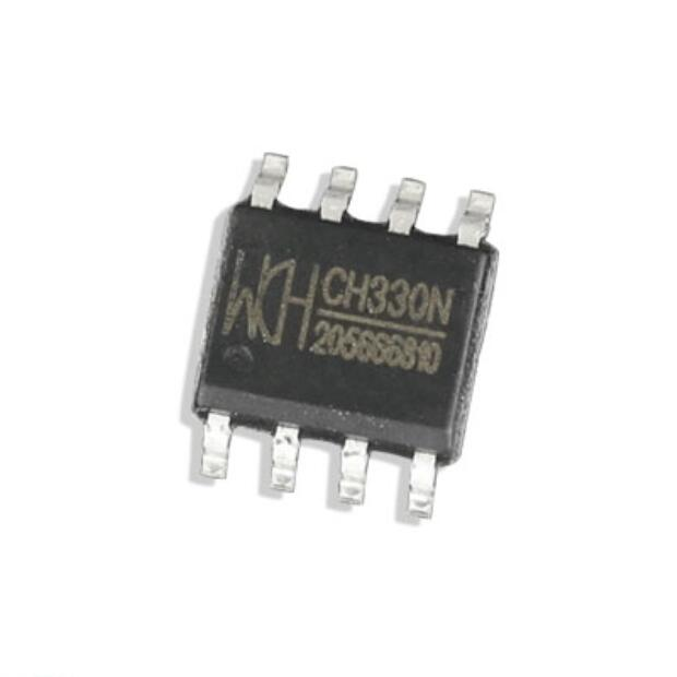 5pcs New USB to serial port chip / CH330N / SOP8 high speed USB to TTL chip
