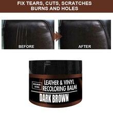 Car-Care-Kit Skin Refurbish Liquid Leather Repair-Tool Sofa Auto-Seat Scratch Restoration