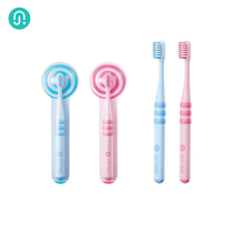 Dorctor B Childrens Toothbrush Antibacterial Toughness Safe Soft Fluff Care Oral Health