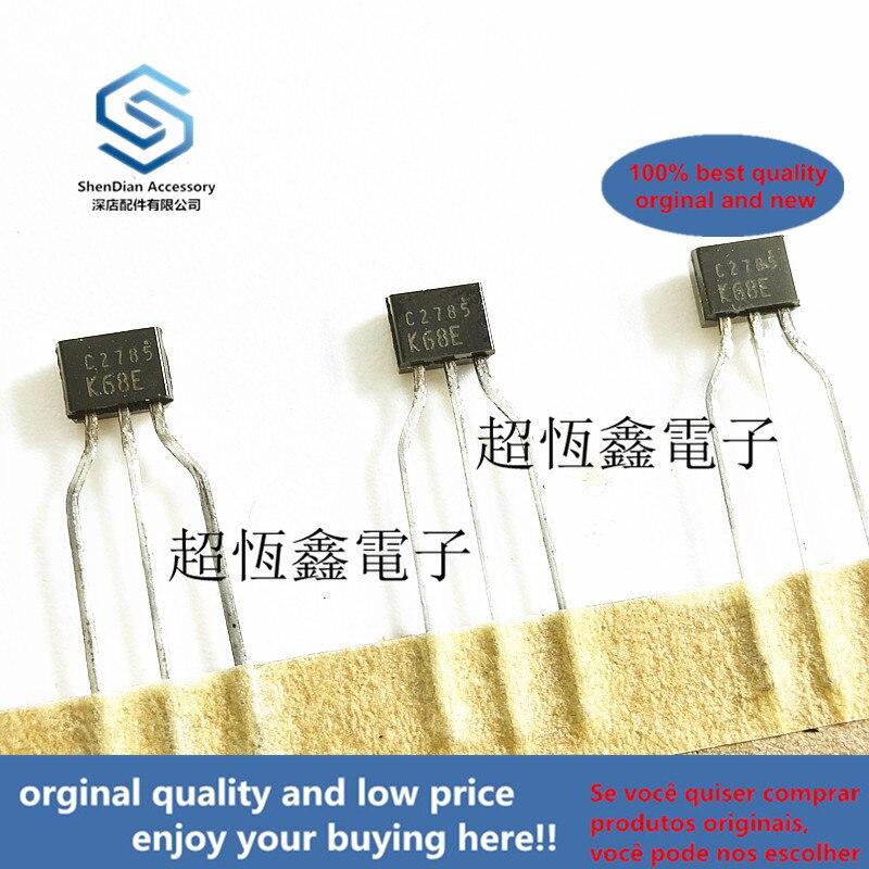 10pcs 100% Orginal New Best Qualtiy 2SA1175K 2SC2785K A1175 C2785 K File Real Photo