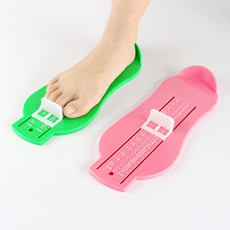 2019 Baby Foot Shoe Size Measure Tool Kids Children Infant Shoes Device Ruler Kit For Kids Shoes Fittings Gauge K0027