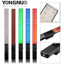 مصباح فيديو LED احترافي من YONGNUO YN360 RGB بالألوان الكاملة CRI95 + بحد أقصى. 2560LM للتصوير الفوتوغرافي في الأستوديو وتسجيل الفيديو