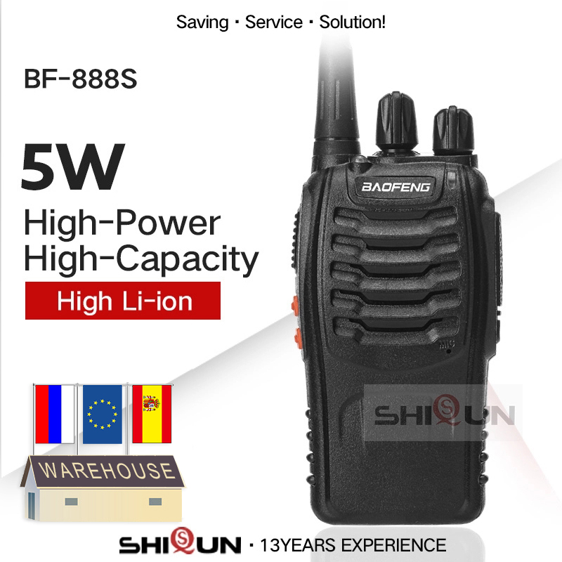 Baofeng BF-888S UHF 400-470MHz Baofeng 888s Cheap Two Way Radio Baofeng Bf888s Handy Portable Bf 888s Baofeng 888 Radios BF-C1