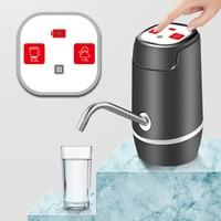 Mini bomba eléctrica de agua a Barreled, dispensador de agua portátil automático con carga USB, para hogar, Gadgets, bomba de botella de agua