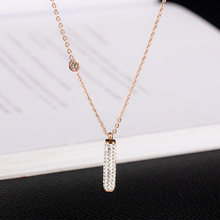 2019 Stainless Steel Chains Necklaces Time-limited Direct Selling Kolye Collares Moana Necklace With Pendant