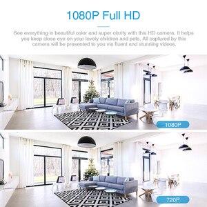 Image 2 - FREDI 1080P Cloud IP Camera Intelligent Auto Tracking Surveillance Camera Home Security Wireless WiFi CCTV Camera With Net Port