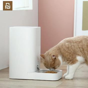 XiaomiYouPin PETKIT Smart Cat Feeder Automatic Bowl Pet Cat Feeder Never Stuck Feeder Fresh Pet Food Dispenser Cibo Gatto