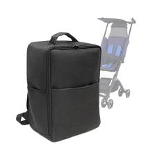 กระเป๋าสำหรับ Goodbaby POCKIT รถเข็นเด็กกระเป๋าเดินทาง Organizer รถเข็นเด็กทารกอุปกรณ์เสริมสำหรับ GB POCKIT 2S 3S 3C PLUS