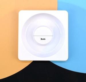 Image 3 - 50 Stks/partij Hoge Kwaliteit Acryl Wimper Pull Type Storage Case Verpakking Doos Voor Magnetische Wimper Doos Transparant Deksel Clear Lade