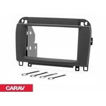Mounting frame CARAV 11-409 2DIN MERCEDES-BENZ CL-Klasse (C215) 2003-2006 s-Klasse (W220) 20