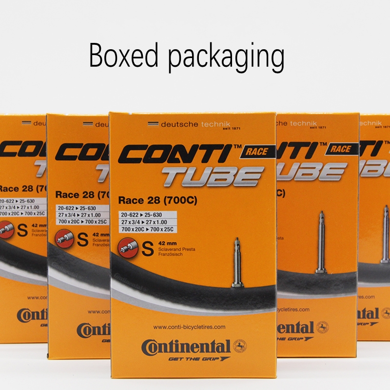 Continental Race 28 Light PV Inner Tube 700c x 18-25mm 80mm v 700c x 20-25mm