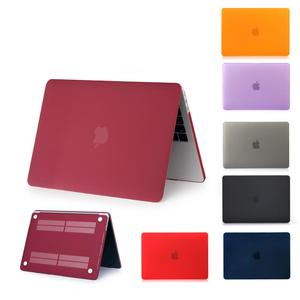 New Matte Case For Apple Macbook Air Pro Retina 11 12 13 15 16,for 2020 New air A1932 A2179 New Pro13 A2289 A2251