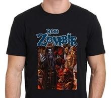 Rob Zombie Ghouls Men'S  T Shirt Black S To 4Xl цена