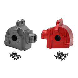 RC Metal Gearbox Housing Cover for WLTOYS 144001 Car Trucks DIY Accessory