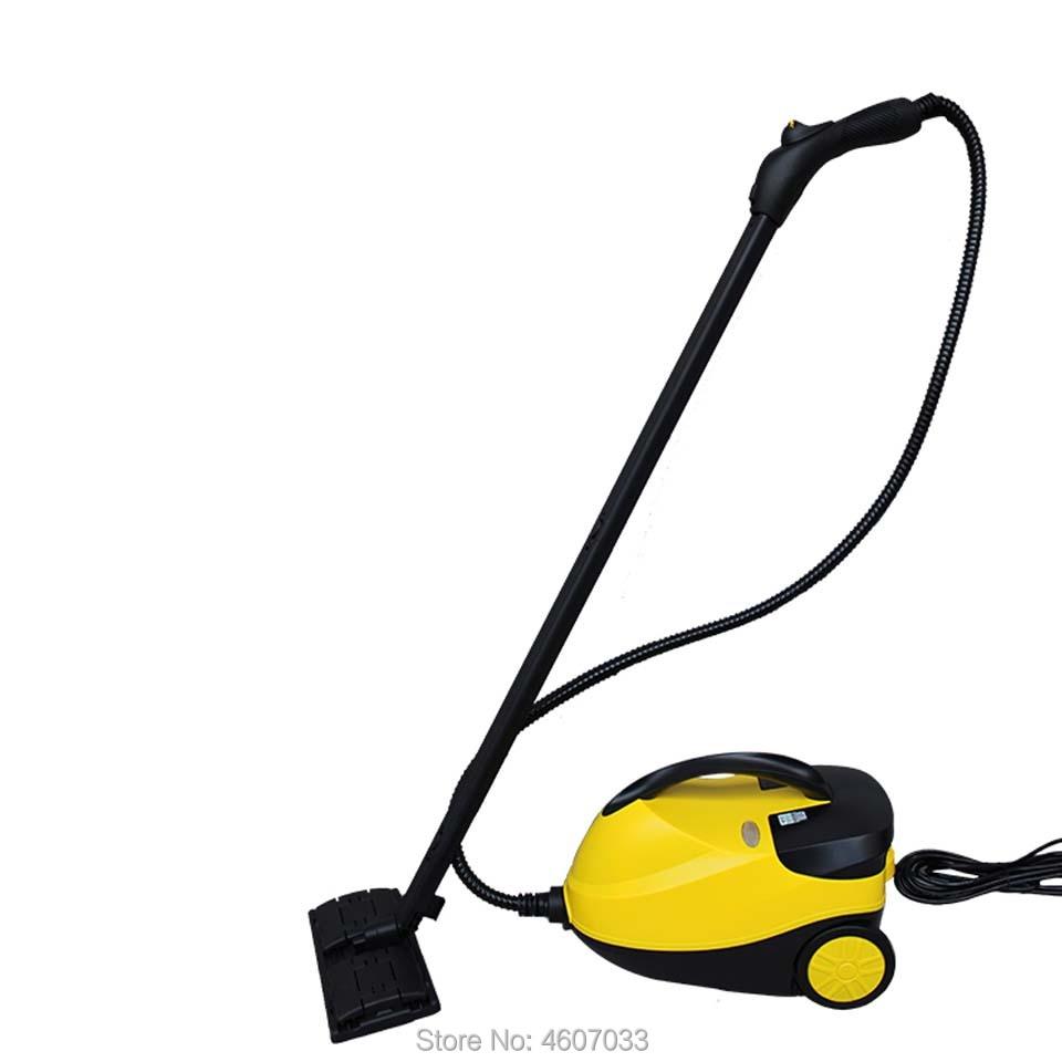 High Pressure temperature Steam Cleaner Cleaning Machine Bathroom Car Kitchen range hood Remove mites Floor Carpet sofa Washer