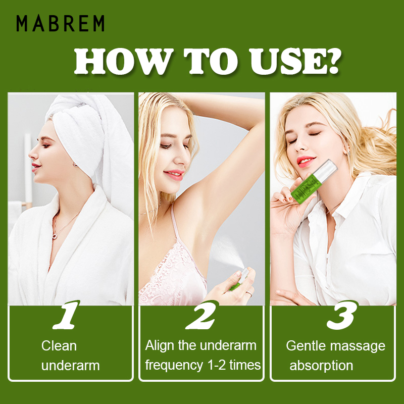 Hot DealsMABREM Perfume-Spray Deodor Skin-Care Sweat Armpit-Odor Lasting Woman Removes for And