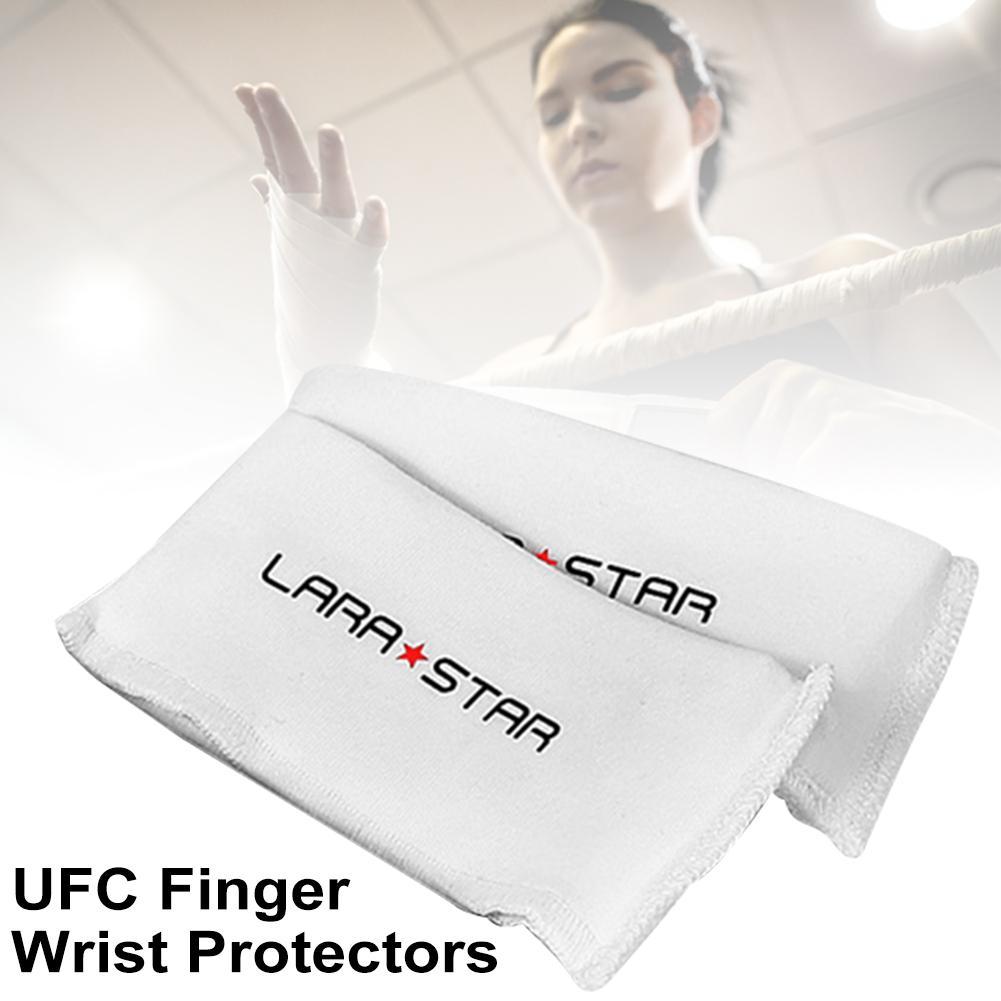 Ufc dedo protetor de pulso boxe mão