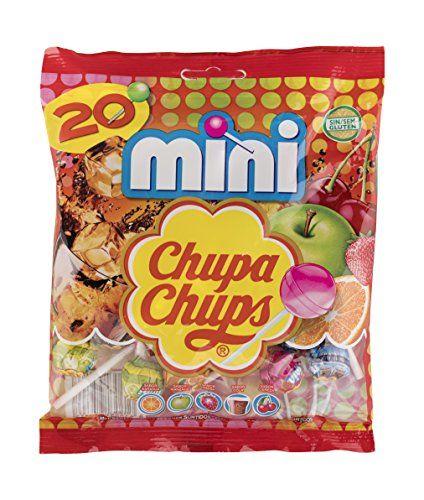 Bag With 20 Chupa Chups Mini