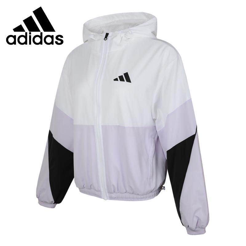 Original New Arrival  Adidas WB COLOR Women's  jacket Hooded  Sportswear