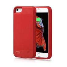 DuraPro high capacity Battery Charger Case For iPhone 6 6s 7 8 Case Powerbank Charger Case Cover