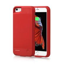 DuraPro yüksek kapasiteli pil şarj çantası iPhone 6 6s 7 8 kasa Powerbank şarj cihazı kılıf kapak