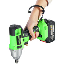 Brushless Electric Tools Rechargeable Multifunctional Screw Removing Cordless Impact Wrench Punching Scaffolder Wireman Led