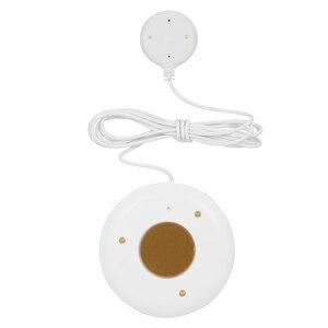 Image 2 - Tuya akıllı WIFI su kaçak sensörü su kaçak saldırı dedektörü taşma alarmı ile uyumlu Alexa Google ev IFTTT Tuya