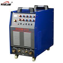 IGBT Инверторные промышленные импульсный wsme315 ac dc палка tig сварочный аппарат
